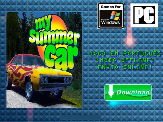 My Summer Car + Mod Texture Br - Pc - Mídia Digital!!!