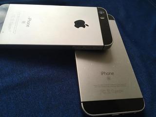 iPhone SE 16gb Cinza Espacial