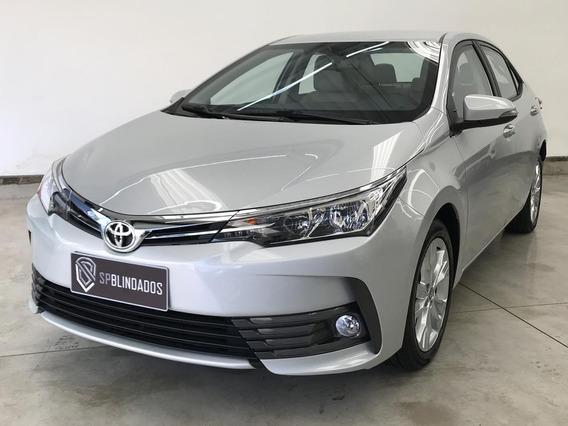 Toyota Corolla Xei 2.0 Flex 2018 Blindado Cart Niiia