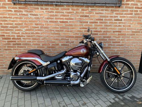 Imagem 1 de 8 de Harley Davidson Softail Breakout 2016