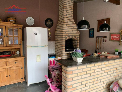 Imagem 1 de 27 de Casa À Venda, 110 M² Por R$ 400.000,00 - Jardim Alvinópolis - Atibaia/sp - Ca4002