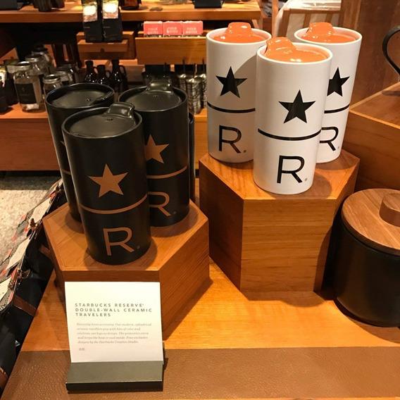 Termo Cerámico Starbucks Reserve