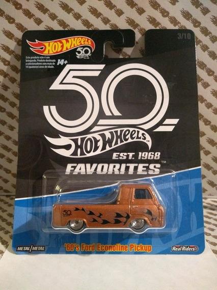 Hot Wheels Fusca 50 Anos