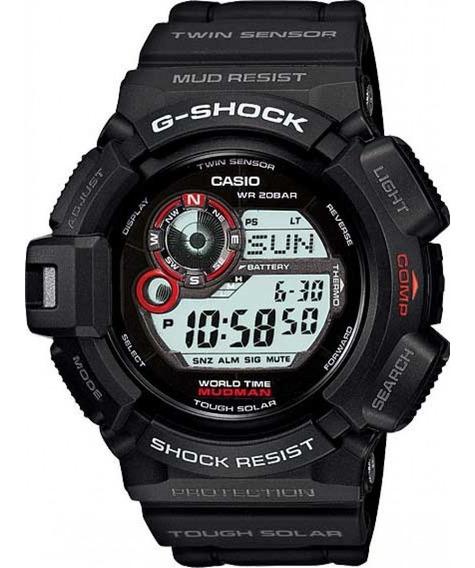Relógio G-shock Original G-9300-1dr Frete Grátis E Nf