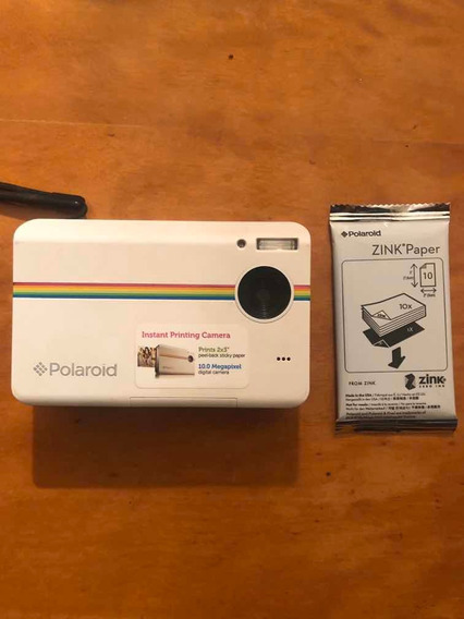 Cámara Polaroid Instantánea Z2300