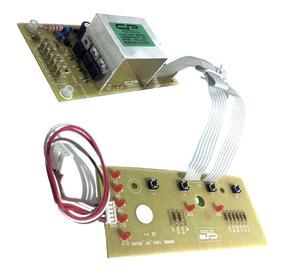 Placa Eletrônica Lavadora Bwb08a Versão1 Bivolt Cp1439