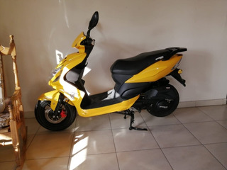 Moto Scooter Marca Speedy