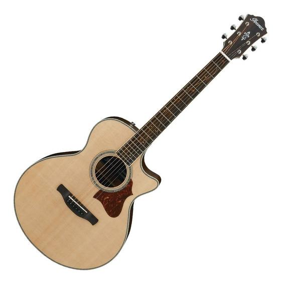 Guitarra Electroacustica Ibanez Ae 205 Jr Opn Ae Junior