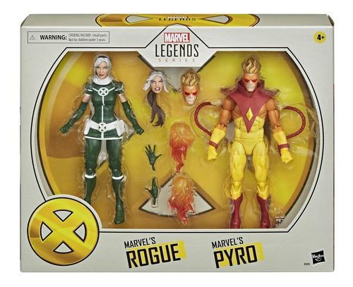 Boneco Marvel Legends X-men Anv 7