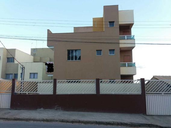 Apto Novo 02 Quartos Suite 02 Vagas No Centro - Pc21594