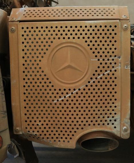 Catalisador Escape Mercedes Benz Axor 2644 6x4 Arla 2013
