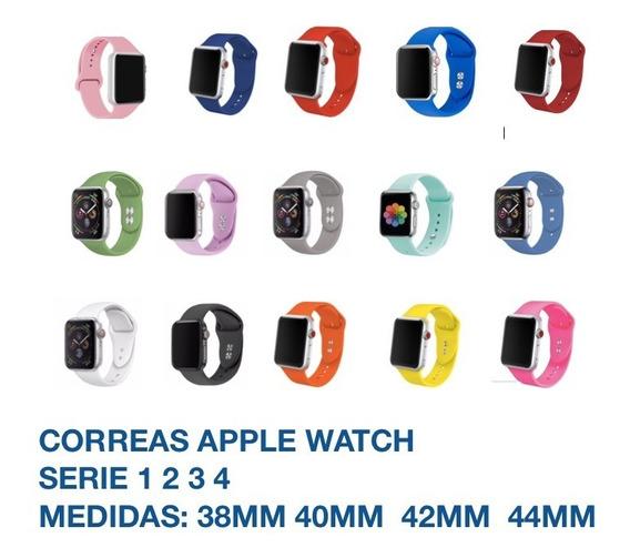 Correa Extensible Para Apple Watch 38mm Serie 1 2 3 4