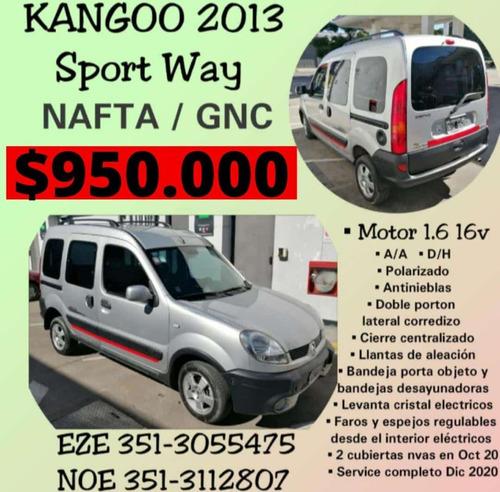 Renault Kangoo 2013 1.6 Ph3 Sportway Lc