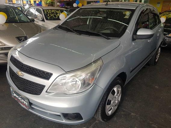 Chevrolet Agile 1.4 Lt 5p 2012 Financio Total