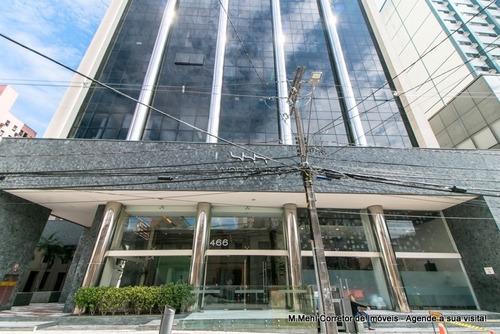 Sala Comercial À Venda Com 401.96m² Por R$ 1.990.000,00 No Bairro Centro - Curitiba / Pr - M2ip-we