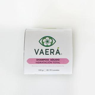 Shampoo Sólido Hidratacion Total, 100 G, 100% Natural