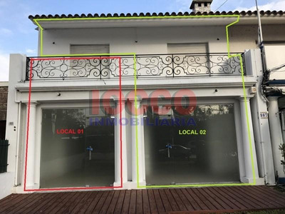 Alquiler Local Comercial En Carrasco - Local 02