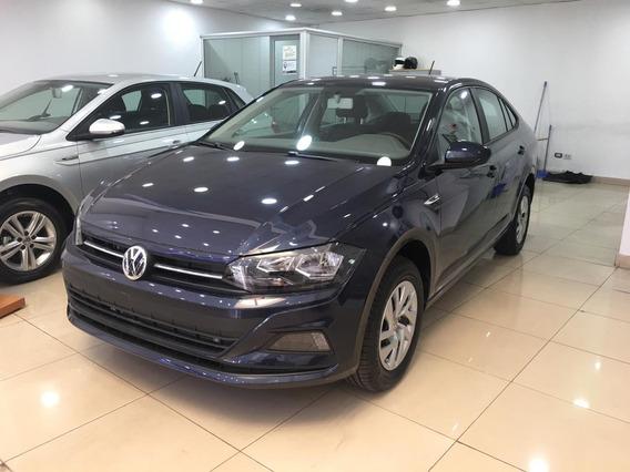 0km Volkswagen Virtus 1.6 Msi Trendline 2019 Tasa 0% Alra 1