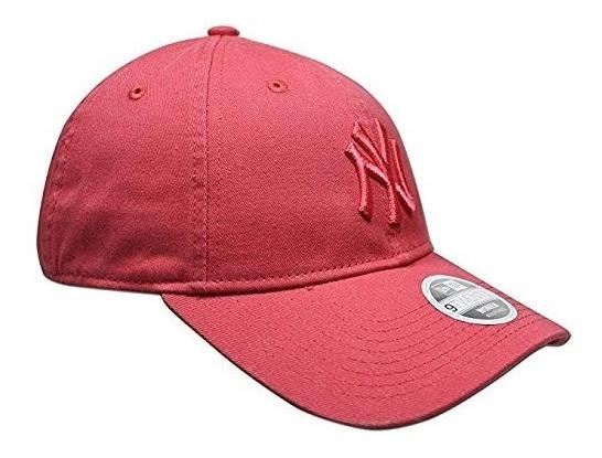 Mlb Gorra De Béisbol New York Yankees Ajustable Para Mujer