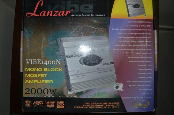 Planta Lanzar Vibe 1400n Monoblock 2000w