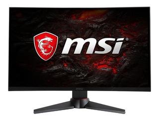 Monitor Gamer Msi Mag24c 144hz 1ms Curvo 178° 24 Sin Marco