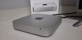 Apple Mac Mini 2014 A1347 Core I5 500gb 4gb Ram Novissimo !