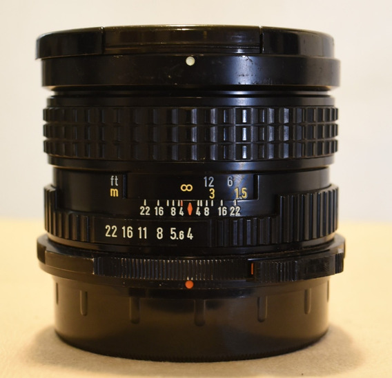 Lente Pentax 67 45mm F4