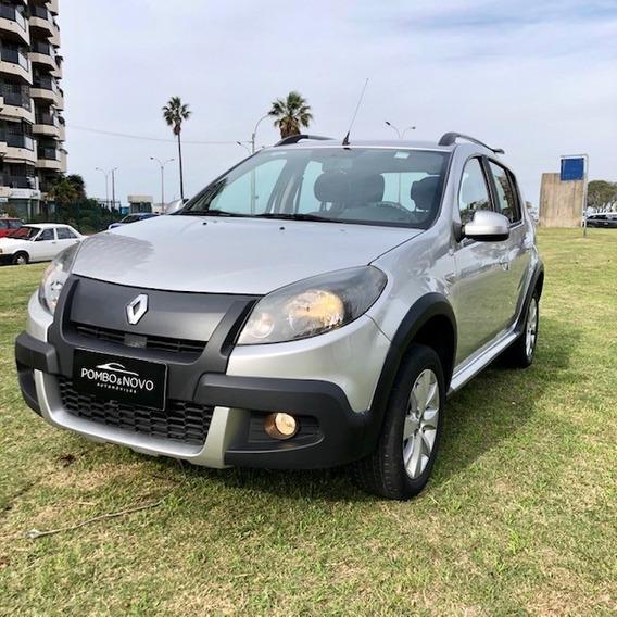 Renault Sandero Stepway Privilege Un Dueño Permuto Financio