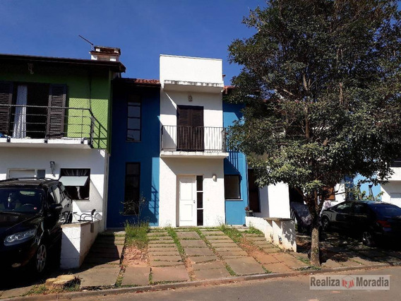 Casa Condomínio Fechado - 03 Dormitórios - Granja Viana - Ca0890