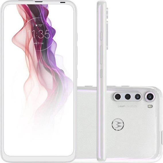Celular Motorola 6,5 Xt2067-2 Moto One Fusion Plus Dual Chip