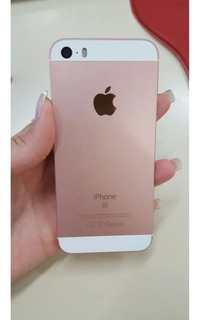 iPhone Se 16gb Gold Rose