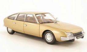 Norev Citroen Cx 2000 Dourado 1:18 1974 / 1975