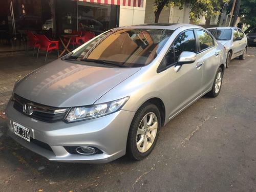 Honda Civic 1.8 Exs At 140cv 2013