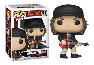 Funko Pop Ac Dc Angus Young 91 Nuevo Vdgmrs