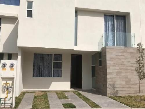 Casa En Renta En Puerta Natura, San Luis Potosi