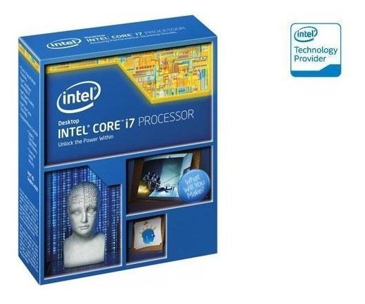 Processador Intel Bx80633i74960x Core I7-4960x 3.6 Lga 2011