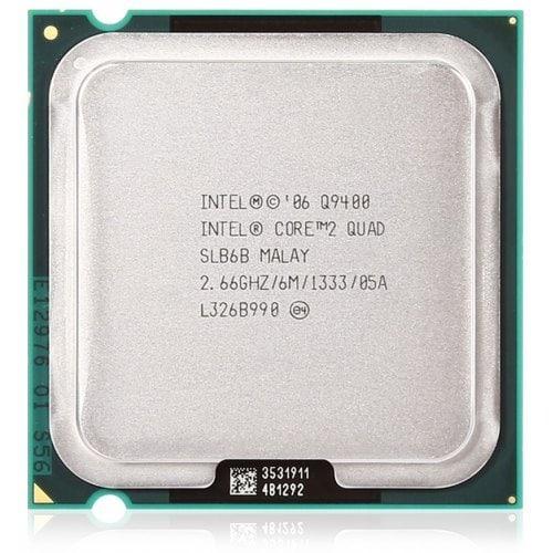 Processador Intel Q9400 2,66 Ghz + Pasta Térmica