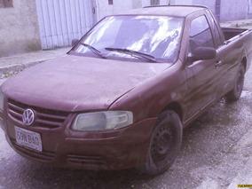 Volkswagen Saveiro Basic Sin A/a - Sincronico