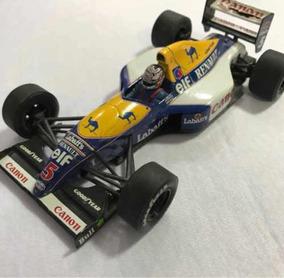 Miniatura Williams Fw14 1/20 Nigel Mansell - Onyx - Raro