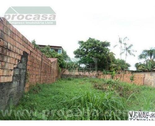 Terreno À Venda, 432 M² Por R$ 210.000,00 - Parque 10 De Novembro - Manaus/am - Te0206