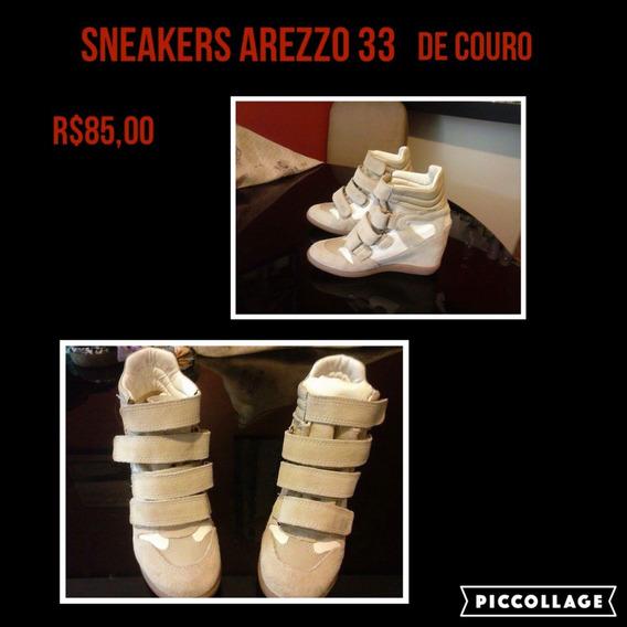 Tênis Sneakers Arezzo