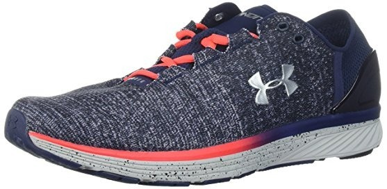 Tenis Under Armour Charged Bandit 3 Azul Marino 9 .5 Us
