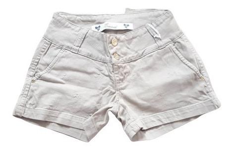 Queima De Estoque Shorts E Saia Jeans Feminino Tam. 34 Ao 42