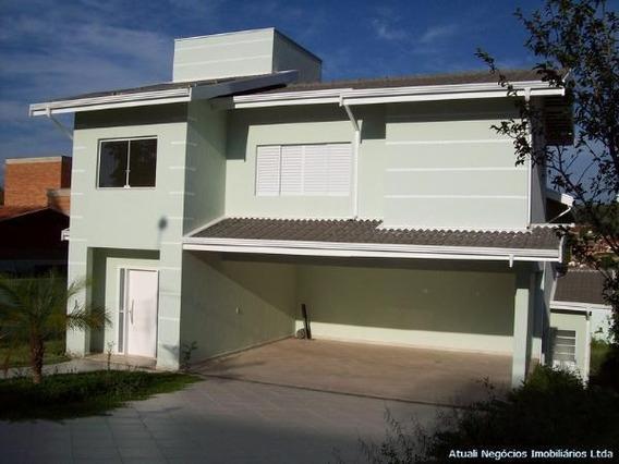 Casa Residencial Para Venda E Locação, Arboreto Dos Jequitibás (sousas), Campinas - Ca0078. - Ca0078