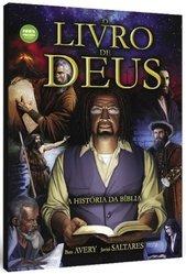 O Livro De Deus - A História Da Bíblia - Ben Avery