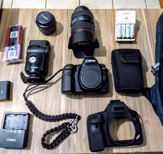 Kit Canon 6d Mark Ii