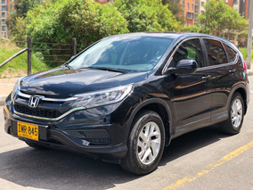 Honda Cr-v Lxc City 4x2 2015