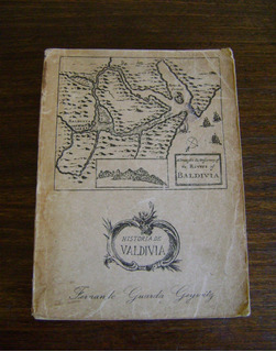Fernando Guarda Geywitz / Historia De Valdivia 1552 - 1952