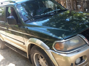 Mitsubishi Montero Montero Sport.