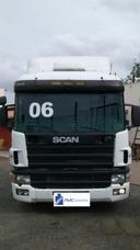 Scania P340 Toco 4x2 2006 = 310 360 Volvo Iveco Mercedes